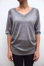 Pulls et cardigans gris en laine mélangée pour femme taille 36