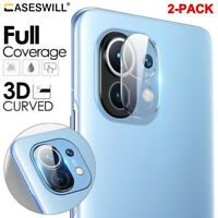 For Xiaomi Mi 11 / 11 Pro / 11 Ultra Tempered Glass Camera Lens Screen Protector