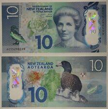 NUOVA ZELANDA NEW ZELAND Ten 10 DOLLARS 2015 FDS/UNC #B231