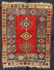 antique tapis turc anatolien Konya Turkish Anatolian rug 145 x 116 cm