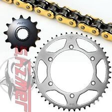 SunStar 520 XTG O-Ring Chain 14-47 T Sprocket Kit 43-3080 for Kawasaki