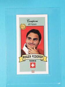 2003 Campioni Di Futuro RC Roger Federer #54 🎾