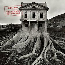 BON JOVI 'THIS HOUSE IS NOT FOR SALE' DELUXE EDITION CD (2016)