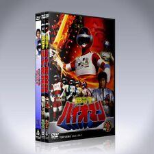 BOX BIOMAN - 10 DVD