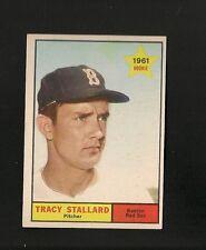7881* 1961 Topps # 81 Tracy Stallard Ex-Mt