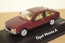 Opel Monza A rot 1:43 Schuco neu & OVP 2952
