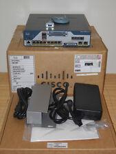 NEU Cisco C1861-SRST-C-B/K9 Integrated Services SRST or CME 8xPoE 4FXS NEW OPEN