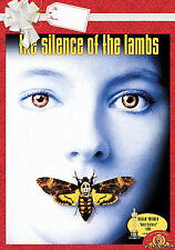 The Silence of the Lambs (DVD, 2004, The Hannibal Lecter Series) NEW