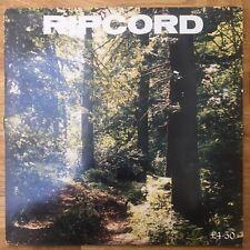 Ripcord – Poetic Justice (vinyl)