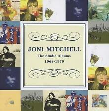 10CD The Studio Albums1968-1979 von Joni Mitchell - vgl Taylor Dylan King C S N
