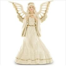 "Lenox Adoring Angel Tree Topper Porcelain 8"" NEW IN BOX"