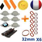 6x BOUCHONS CLAPET D'ADMISSION 32 MM BMW + JOINTS E46 E90 E91 E92 E60 X3 X5