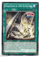 """Yu-Gi-Oh - """"Fusion Soldat de l'Épée Destructrice"""" BOSH-FR059"""