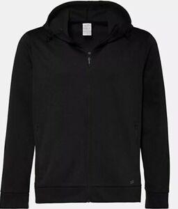 CARE OF by PUMA Men's Tech Comfort Jacket, BLACK, S, Label:S