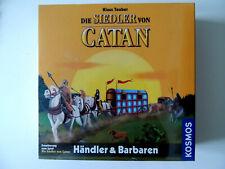 Die Siedler von Catan  Händler und Barbaren Sammlerstück Neu in Folie!!!