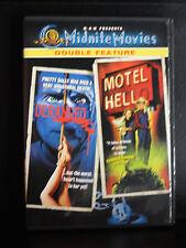 Deranged - Motel Hell - 2 movie edition DVD