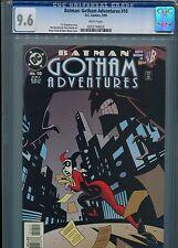 Batman Gotham Adventures #10 (Harley Quinn) CGC 9.6 WP