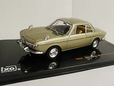 Ixo Model Clc256 BMW 2000 CS 1966 Metallic Champagne 1 43 Modellino