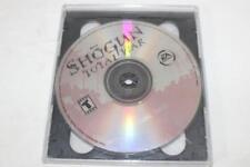 Shogun Total War Warlord Edition (Windows PC, 2002) very fine condition
