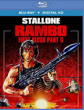 NEW, SEALED, Rambo - First Blood Pt. 2 (Blu-ray Disc, 2015)