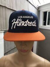 The Hundreds Vintage Trucker Hat Snapback Los Angeles Retro Hip Hop Street. Rare