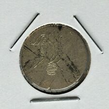 1905 P Learned the Hard Way Failed Love Token Attempt on Barber Silver Dime Coin