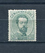 1872.ESPAÑA.EDIFIL 126(*).NUEVO.CAT 143€