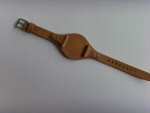 Fossil Original Rechange Bracelet en Cuir ES4177 de Montre Braun Avec Fond 18 MM