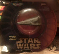 1996 GALOOB Micro Machines Star Wars IMPERIAL STAR DESTROYER Die Cast Metal NEW