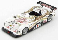 Panoz Spyder LMP Asahi TV #23 Le Mans 2000 1:43 (Onyx)