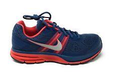 Nike Mens Air Pegasus+ 29 Running Shoe Blue Red Size 6.5 M US
