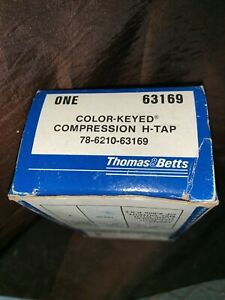 Thomas&Betts 63169 Color Keyed Compression H-Tap