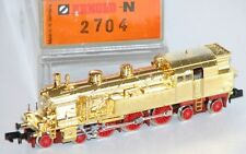Arnold N 2704 Display model steam locomotive BR 78 the DRG gilded