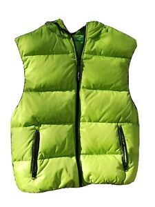 United Colors of Benetton Baby-M/ädchen Gilet Sportjacke