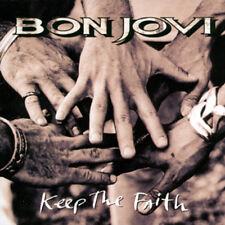 Bon Jovi Keep The Faith 2 X 180 Gram Vinyl LP Includes Download Voucher