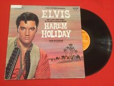 ELVIS BO FILM HAREM HOLIDAY SAM KATZMAN FRANCE 1965 461 0 22 VG + VINYLE 33T LP