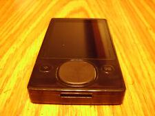 Microsoft Zune 120 Black(120 Gb) New Battery & 160gb Hdd (Mint)