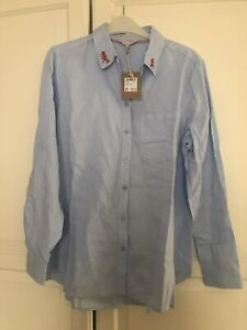 Joules Shirt Size 14