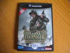 MEDAL OF HONOR  EN PREMIERE LIGNE JEU GAME CUBE ET WII