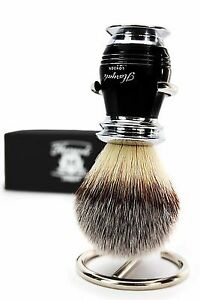 Men Synthetic Hair Shaving Brush for Men's Clean Shave with New Designed Handle