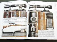 "SIGNED ""KARABINER 98K VOL 2B"" GERMAN WW2 K-98 RIFLE SCOPE BAYONET REFERENCE BOOK"