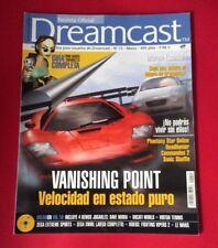 Revista Dreamcast Oficial - Numero 15 - USADO - BUEN ESTADO