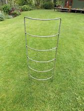 TALL COMMERCIAL GRADE HANDMADE LADDER PLANT/VEGETABLE SUPPORT SOLID IRON
