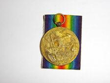 b0070 WW1 Victory Medal Siam Thailand WW I R17D