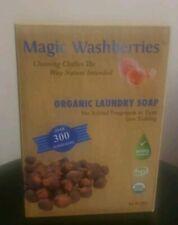 Magic Washberries Organic Laundry Soap - over 300 washloads USDA Organic