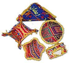 AA95 Egyptian Ramadan Decoration Cloth Eid khayamiya Textile Colored Fabric Set