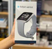 Fitbit Versa Smart Fitness Watch (Grey)