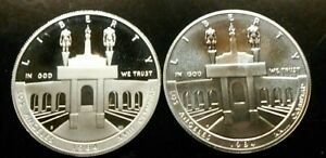 1984 LA XXXIII OLYMPICAD SILVER COMM ~ PROOF & UNCIRCULATED ~ COMBINE SHIPPING