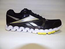 REEBOK PREMIER ZIGFLY black/silver J83829 US 12,5  EUR 46  Sneaker Joggingschuh