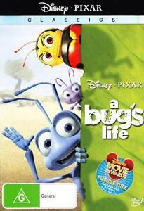 A BUG'S LIFE : NEW DVD